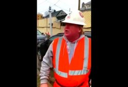 Thomas Mundy New York Construction Worker  Does Trump